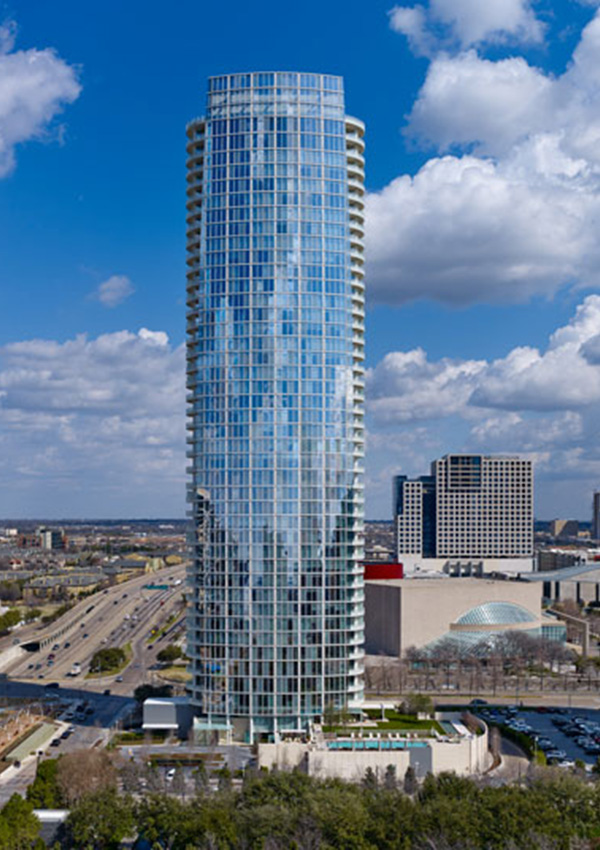 Project: Museum Tower, Dallas, TX